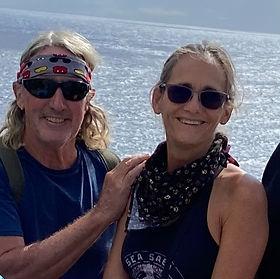 John & Lynn Sea Saba