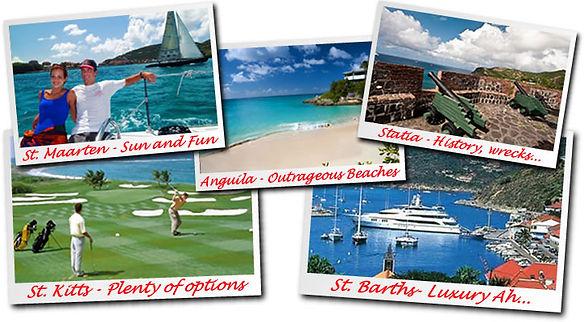 St. Maarten, Anguila, Statia, St. Eustatius, St. Kitts, St. Barths, St. Bats, St. Bartholomew, Caribbean islands, Saba