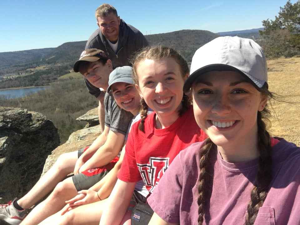 Hanging out on the mountain