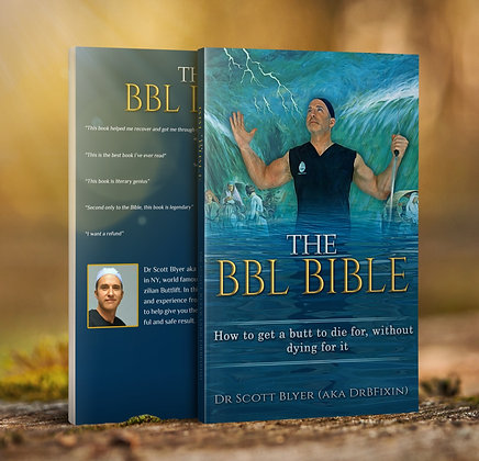 The BBL Bible: How to get a butt to die for without dying for it