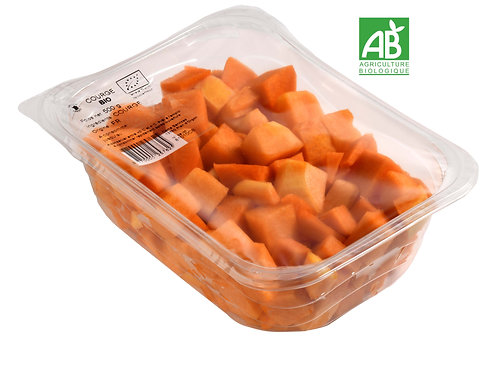 Courge cubes BIO