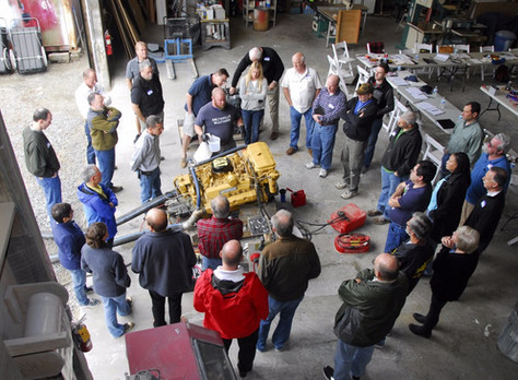 Trawler and Motor Vessel Technical Training Workshop Scheduled for April 16-17, 2016