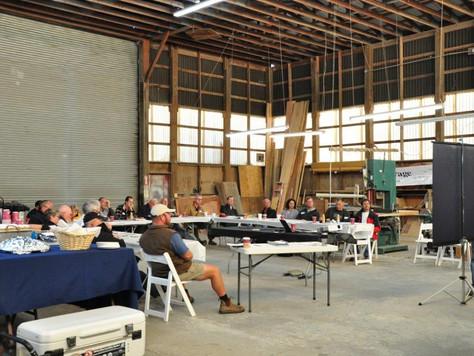 Trawler and Motor Vessel Technical Training Workshop Held at Deltaville Boatyard