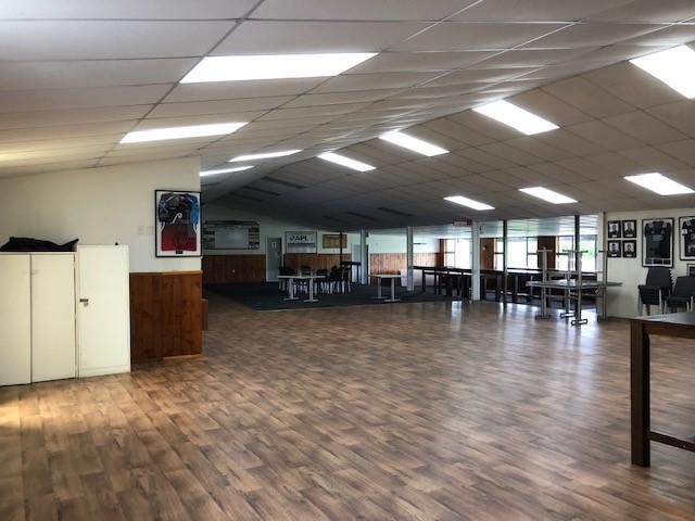 Empty Clubrooms