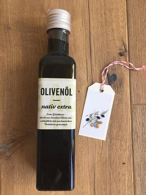 Olivenöl nativ extra
