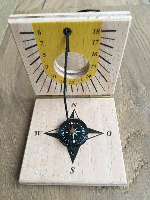 Kompass/Sonnenuhr