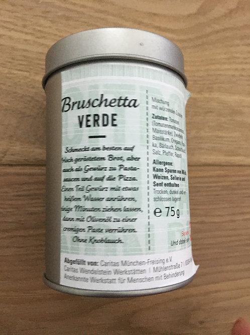 Bruschetta verde - Dose