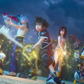 Kingdom Hearts 3 | SquareEnix libera trailer de abertura do jogo
