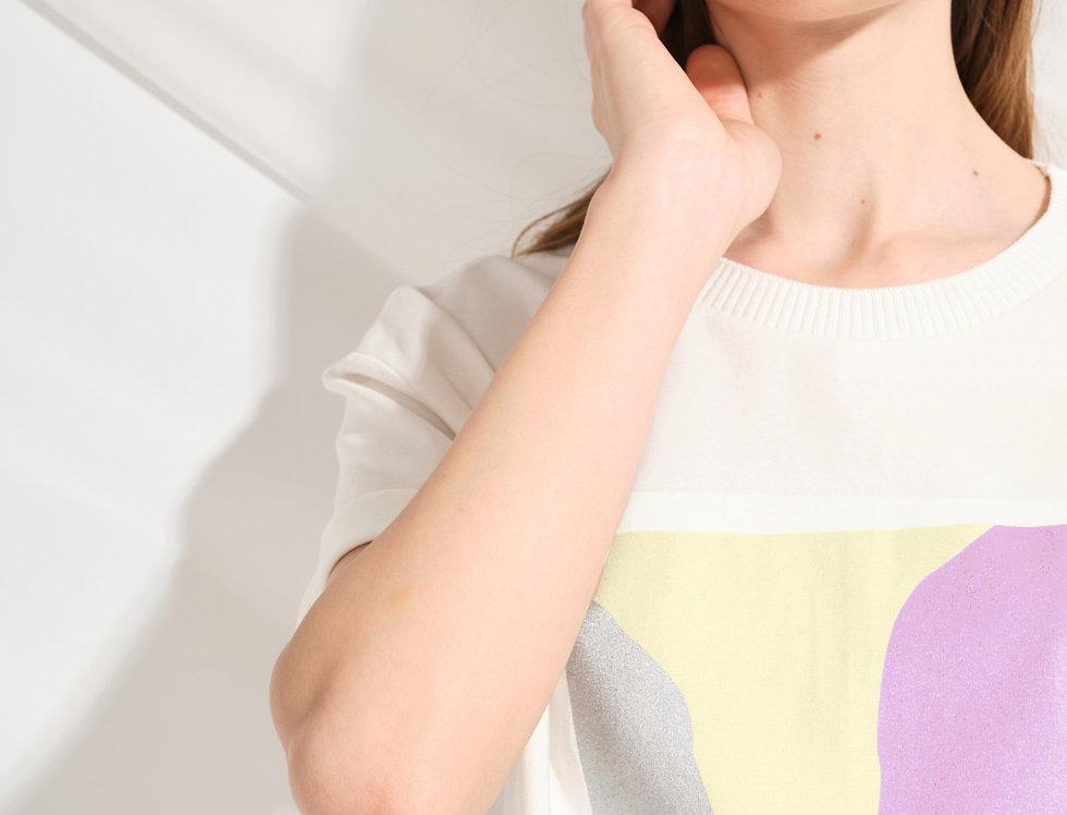 блуза ПАСТЕЛЛО лаванда