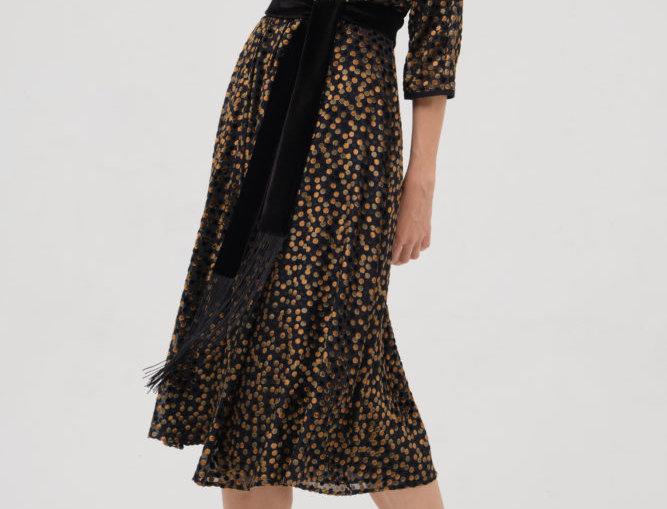 Платье Дотс