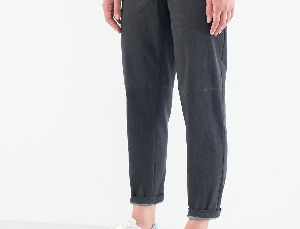 брюки ЛИБЕРТА серые