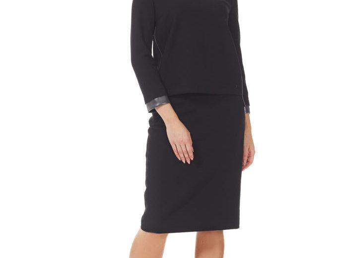 Блуза Нико (черная)