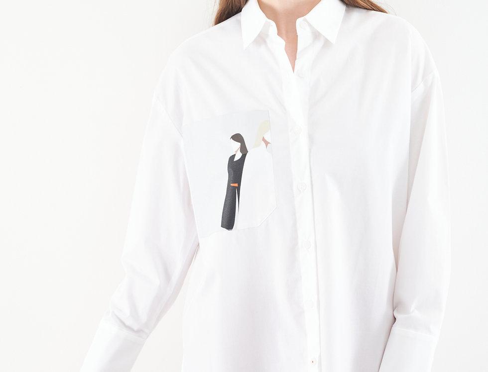 блуза БОККАЧО