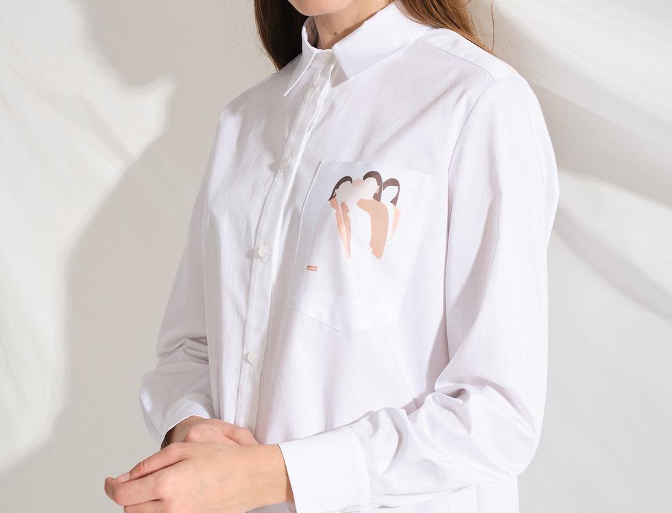блуза ЛАСКО