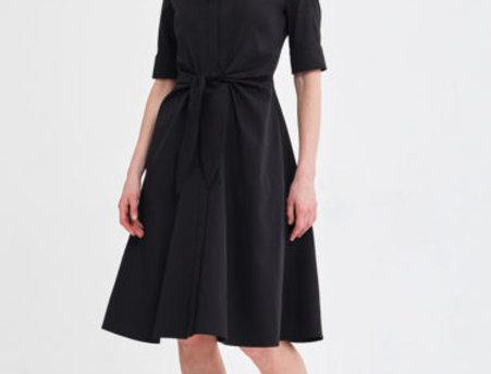 Платье Лючиа черное