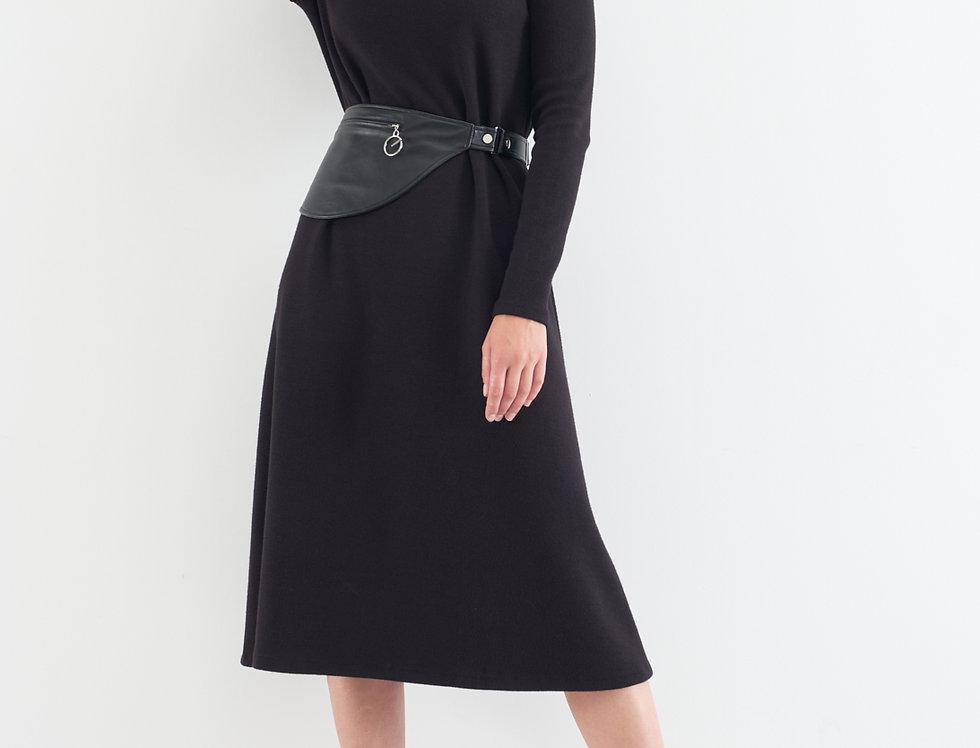 платье ВЕЛУТИНО черное