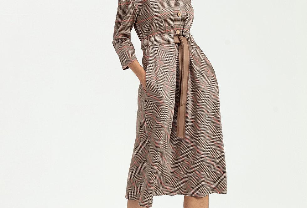 Платье Альга