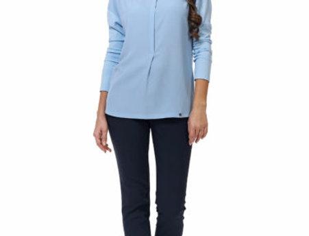 Блуза   МАРТА    (голубая)