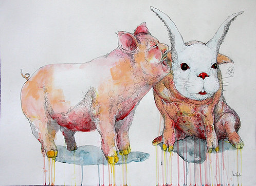 Dani Buch - Just Another Pig Party