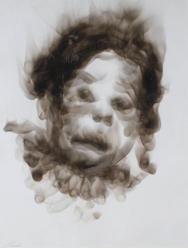 Diane Victor - Smoke Drawing