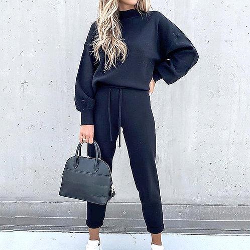Female Knitted Sweatsuits  Matching Sets