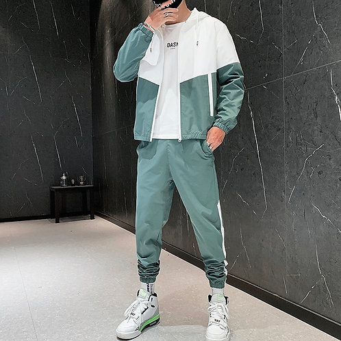 Male Casual Tracksuit