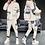 Thumbnail: Mens Set Pant Zipper Pockets Outwear 2PC  Sets