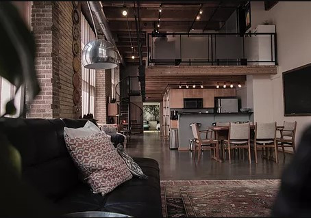 DECORATE YOUR LOFT IN THREE EASY STEPS