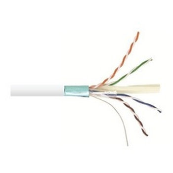 CS 884019708/10 CABLE C6A F/UTP LSZH BLANCO 1859218-2