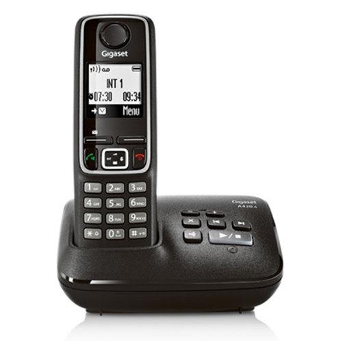 A420A BLACK Telefono Inalambrico