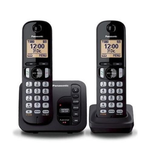 KX-TGC222 Telefono Inalambrico DECT