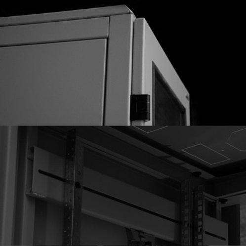 Rack Closet 19' 20U x 660mm
