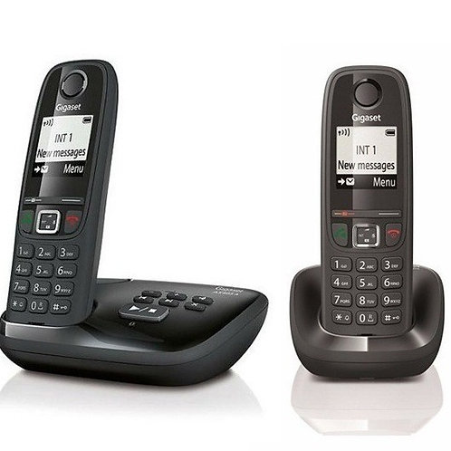 GIGASET AS405ADUO INAL DECT CALLER ID-M.LIBRES-CONTEST.