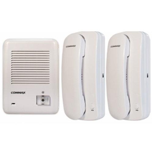 DP-RA101 Portero Electrico y Frente de Calle con 2 telefonos internos