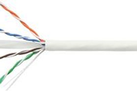 CS 0-1427071-2 CABLE CAT.6 24AWG BLANCO (x1000FT)