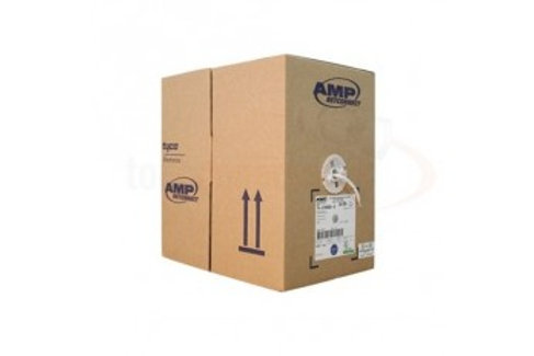 CS 6-219590-6 CABLE 4 UTP CAT.5E AZUL (x1000FT)