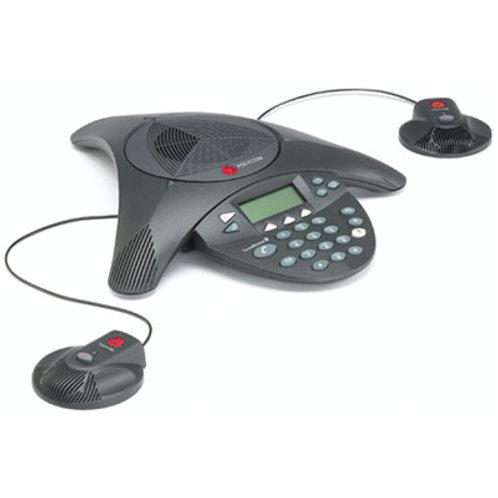 SoundStation 2 Telefono manos libres para conferencia con display