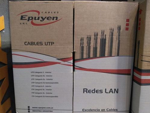 EPUYEN UTP INTERIOR C5e x 305mts