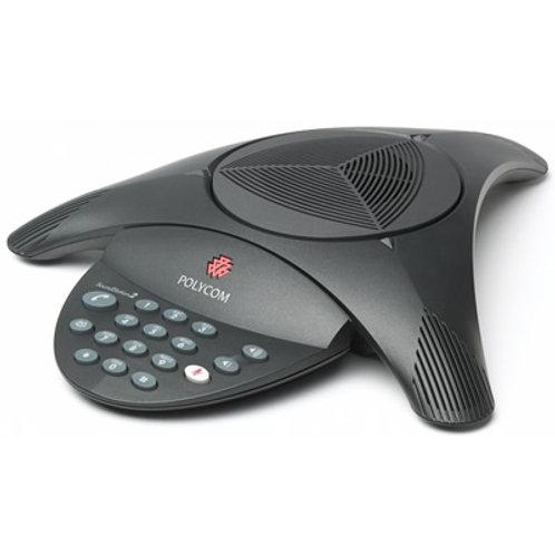 SoundStation 2 Telefono manos libres para conferencia sin display