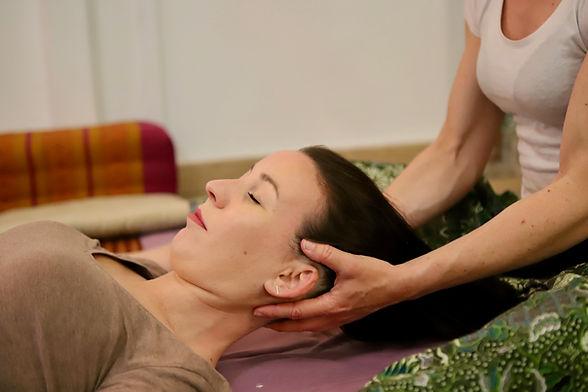 massage cranien - institut soin thaïland