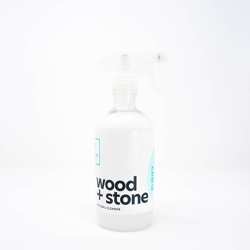 Wood + Stone Cleaner (16oz)