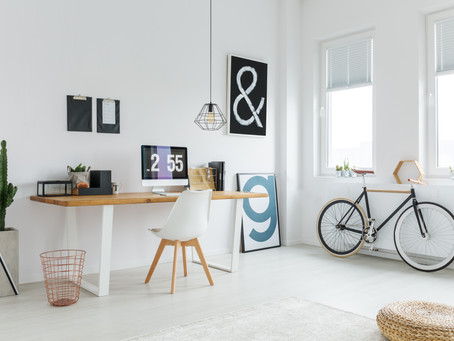 Choosing Home Office Colours