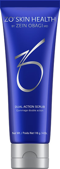 Dual-Action Scrub