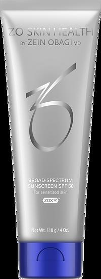 Broad-Spectrum Sunscreen SPF 50