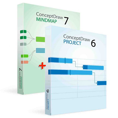 ConceptDraw MindMap for Project v2