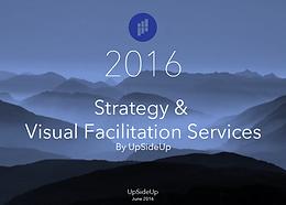 Visual Facilitation by UpSideUp
