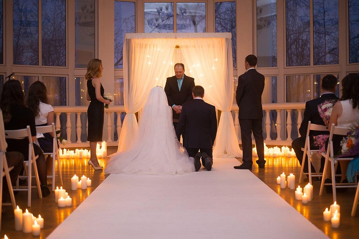 свадьба мурманск венчание