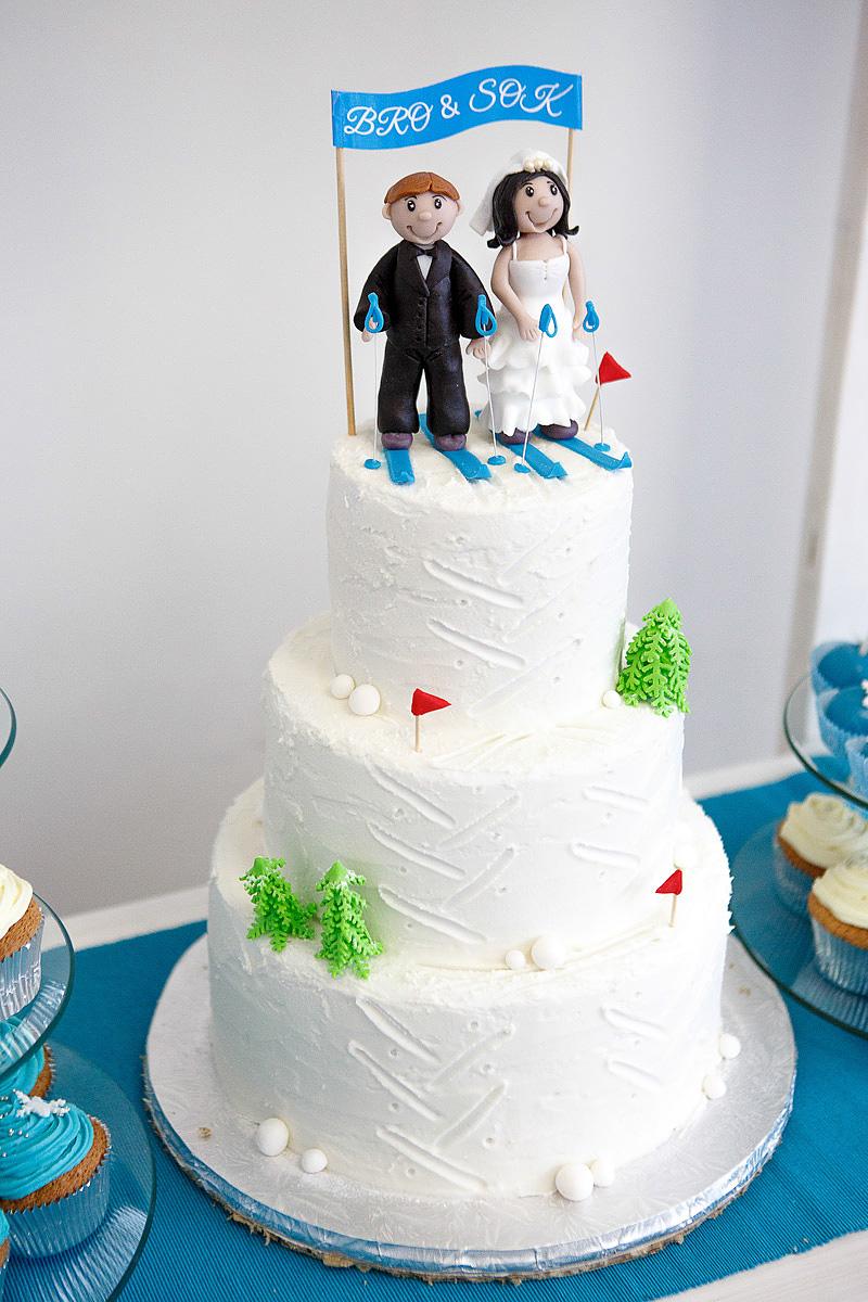 свадебный торт мурманск