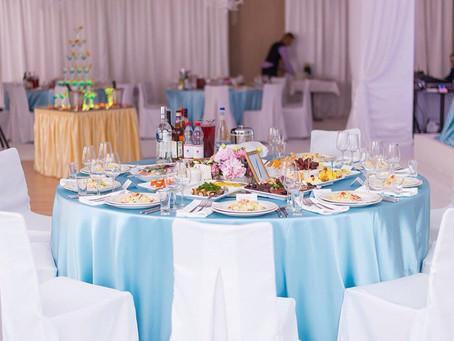 Главные вопросы при выборе ресторана на свадьбу