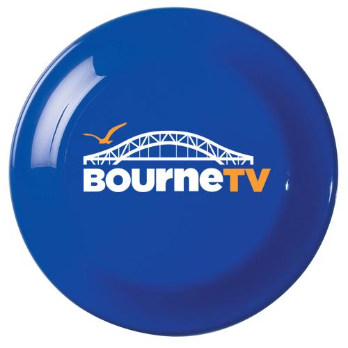 Bourne TV logo on Disc
